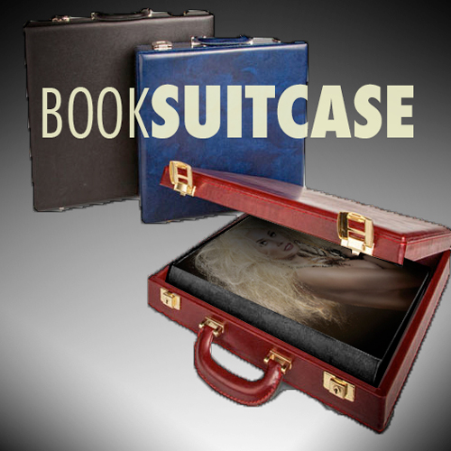 Photo Book Suitcases