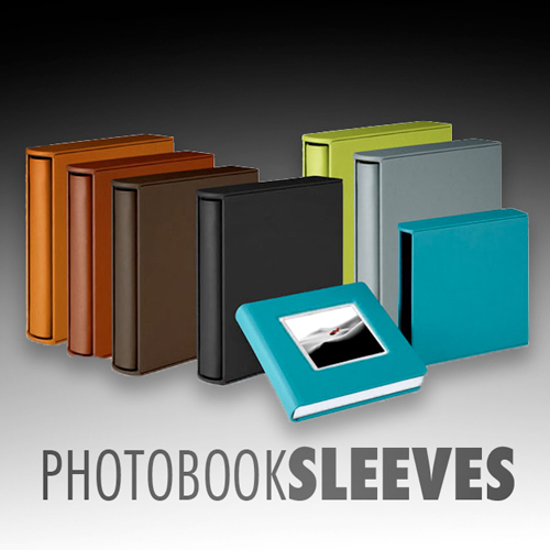 Photo Book Sleeves